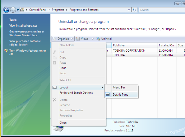 Security updates for bluetooth stack and service station for Fenetre explorateur windows 7