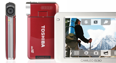 Camileo S30 ultraportable